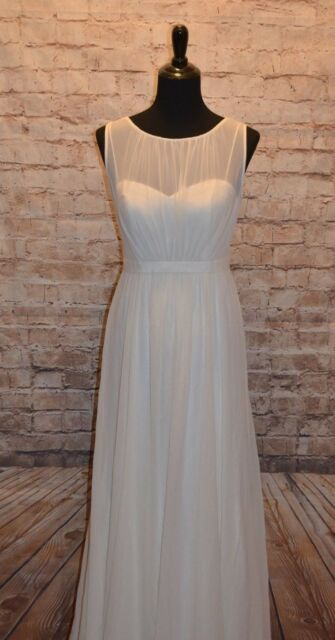 b29c2e66317 Jenny Yoo Modcloth Reverie Moment With You Dress Ivory  600 8 NWOT buttons