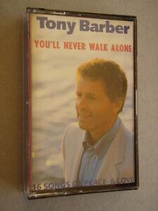 Tony-Barber-You-039-ll-Never-Walk-Alone-Tape-Cassette