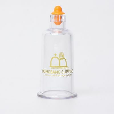 Acupuncture Health & Beauty Adroit 10cups No.4 Dongbang Medical Acupuncture Cupping Set 3 X 6cm Made In Korea Noo Matching In Colour