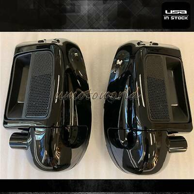 Lower Vented Fairing For Harley Road King Glide 2014-2019 2017 Water-Cooled