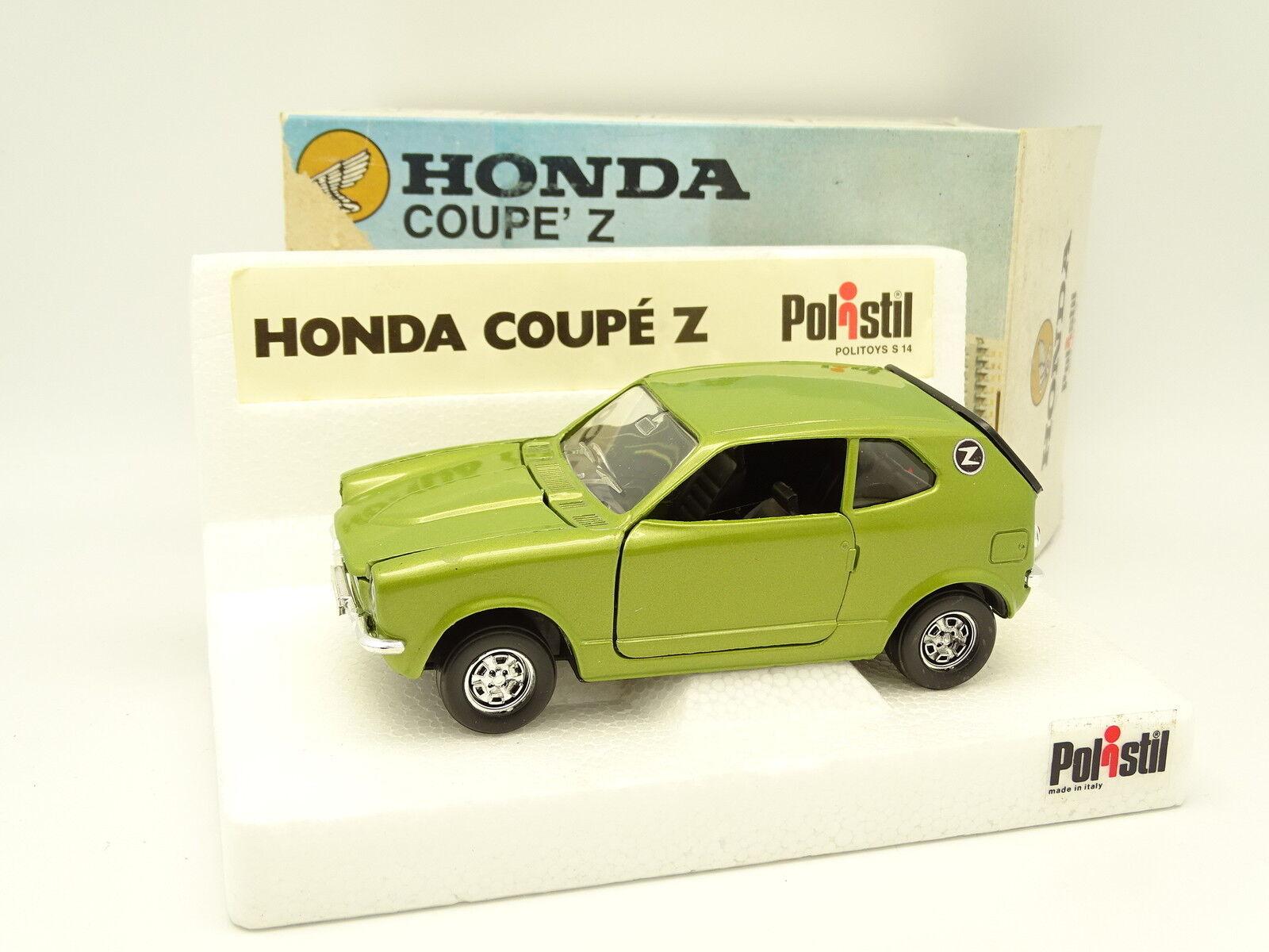 Polistil 1 25 - Honda Coupé Z Green