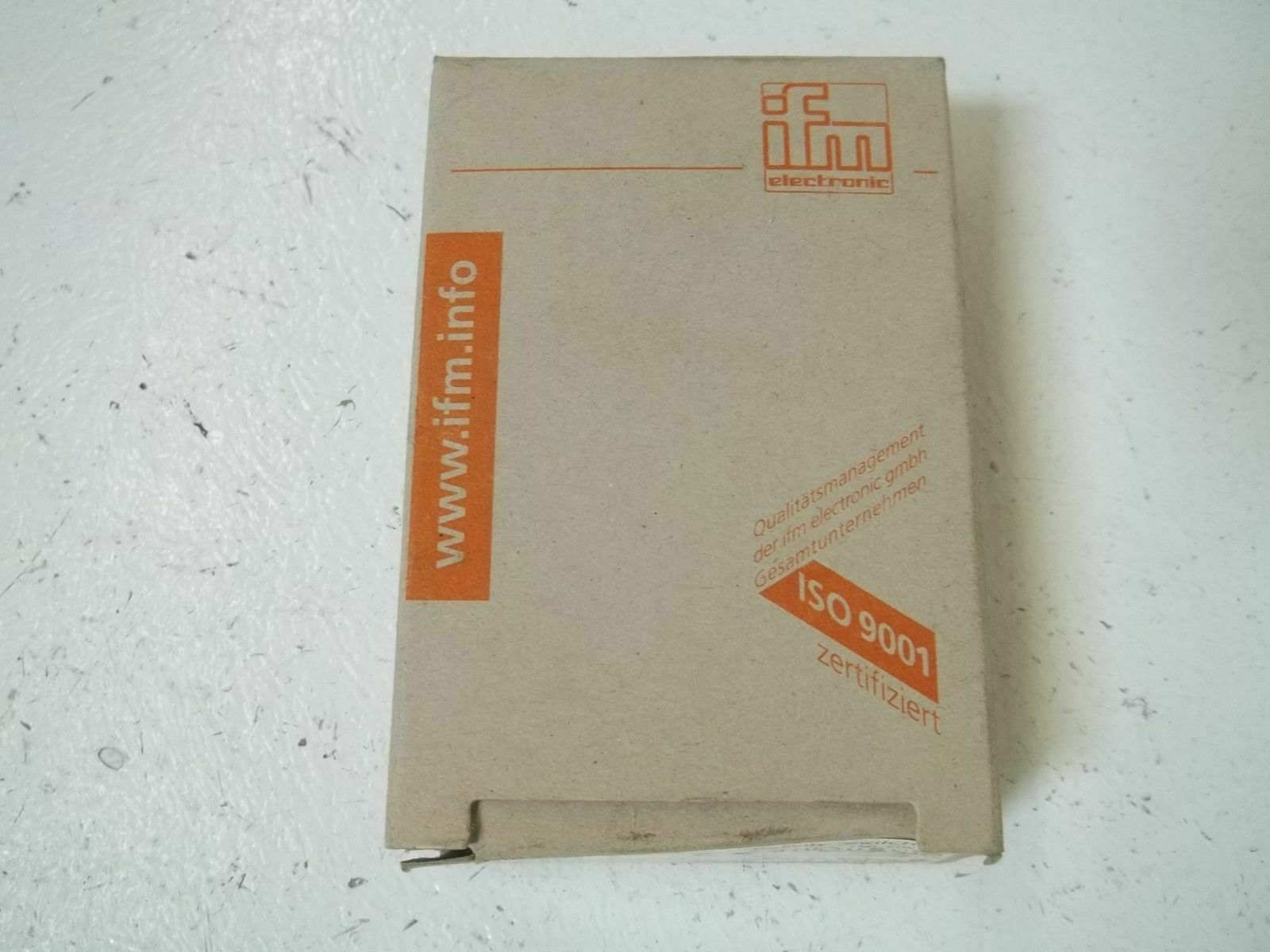 IFM IFS200 INDUCTIVE PROXIMITY SWITCH USED