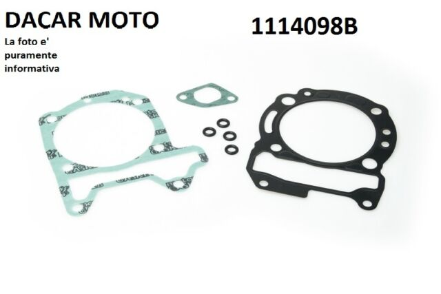 POCHETTE garnitures GR.TERM. 74 PIAGGIO MP3 250 c.-à- 4T LC MALOSSI 1114098B