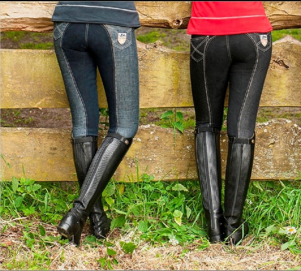 Hkm Miss Blink Riding Show Breeches 1817 Adults Women