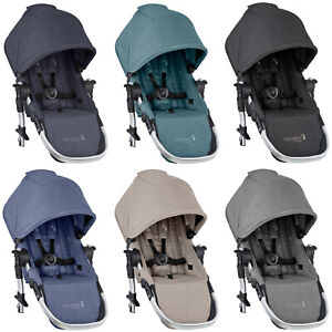 Second-Seat-Attachment-For-2019-Baby-Jogger-City-Select-Stroller-with-Adapters