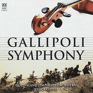Queensland-Sym-Orch-Gallipoli-Symphony-UK-IMPORT-CD-NEW