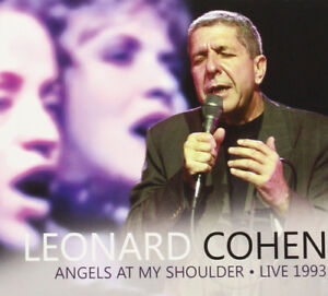 Leonard-Cohen-Angels-at-My-Shoulder-Live-1993-CD-2012-NEW-Great-Value