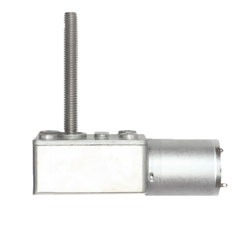 DC Metall Quadratisch hohe Drehmomente  Schnecken Getriebe Motor