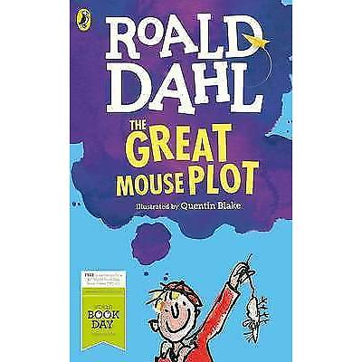 Roald Dahl The Great Mouse Plot World Book Day