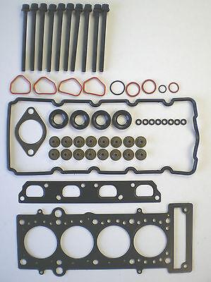 Zylinderkopfdichtung /& Schrauben Mini One Cooper 1.4 1.6 16v ab 2000 Cabrio R50