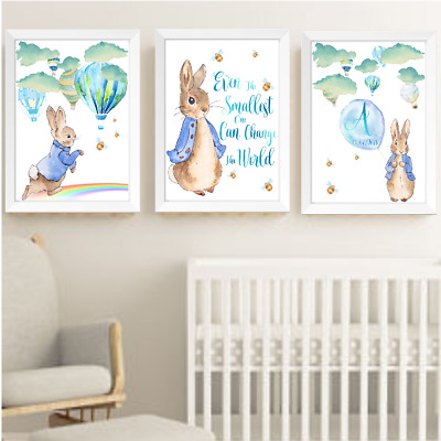 Baby Boy Peter Rabbit Beatrix Potter