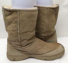a732d95ac432 item 5 Womens UGG 5275 Chestnut Brown Sheepskin Suede Ultimate Short Boots  SIZE 9 EU 40 -Womens UGG 5275 Chestnut Brown Sheepskin Suede Ultimate Short  Boots ...