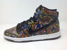 """detailed look a4684 fb377 item 5 Nike Concepts x SB Dunk High Premium """"Stained Glass"""" Men s Size 10  Sneakers -Nike Concepts x SB Dunk High Premium """"Stained Glass"""" Men s Size  10 ..."""