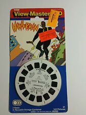 1990 Vintage View-Master HAMMERMAN (M.C. Hammer) 3 Reel Set NEW/SEALED MIP