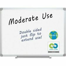 Mastervision Earth Silver Easy Clean Dry Erase Board Bvcma0300790