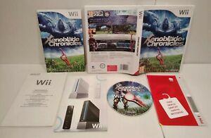 Xenoblade-Chronicles-Jeu-Nintendo-WII-PAL-francais-Comme-neuf-Complet