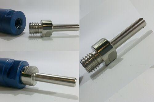 "Core Drill Bit Adapter 5//8/""-11 UNC Thread Male to 1//2/"" Shank Diamond Power"