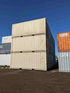 NEW 20 ft Standard Shipping Containers - Saskatoon - Delivery Available Saskatoon Saskatchewan Preview