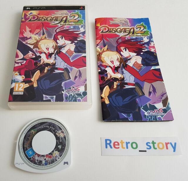 Sony PSP - Disgaea 2 : Dark Hero Days - PAL