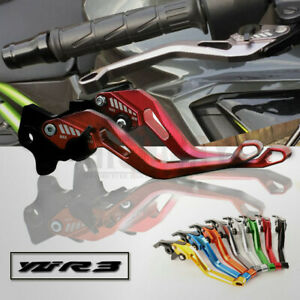Cnc Aluminum 5d Short Adjustable Brake Clutch Levers For