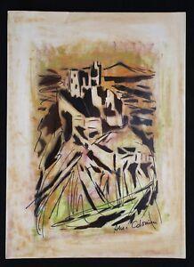 Alice-Colonieu-1924-2010-Marseille-J-Royere-Jules-Leleu-Rene-Lachaud-Vaucluse