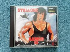 Philips CD-i STALLONE RAMBO III Video CD Digital Video Movie VCD
