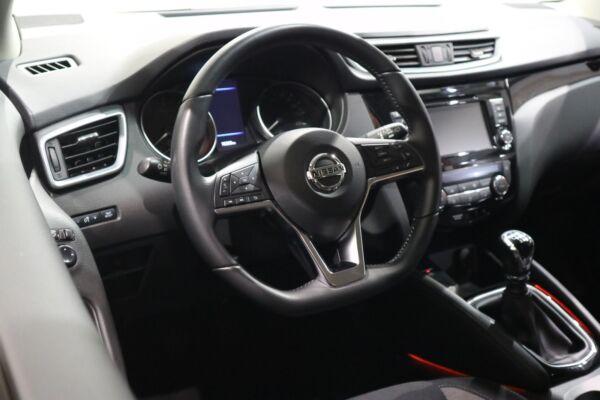 Nissan Qashqai 1,3 Dig-T 140 Acenta billede 8