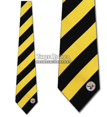 Steelers Ties Pittsburgh Steelers Neckties Mens Officially Licensed Football Nec