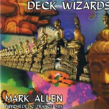 Deck Wizards - Psychedelic Trance Mix - CD - GOA TRANCE - TBFWM