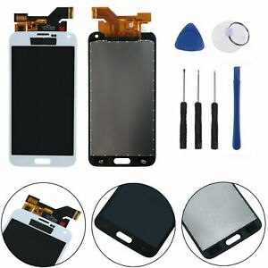 Full LCD Display Écran Numériseur Assembly For Samsung Galaxy S5 i9600 SM-G900