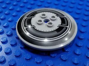 LEGO Light Bluish Gray Star Wars AT-AT 6x6 Radar Dish Piece