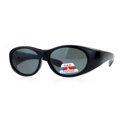 Kid/'s Polarized Fitover Sunglasses Over the Glasses Shades for Boys Girls