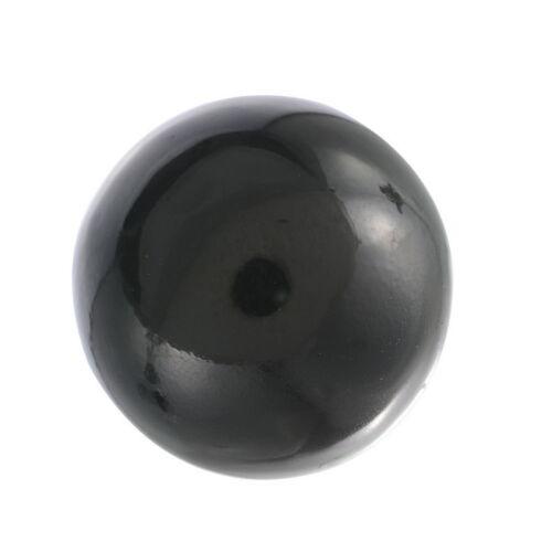 PD 1 Schwarz Klangkugel Bola Anhänger Schutzengel 16mm