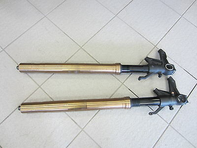 08-10 KAWASAKI ZX10R ZX10 OEM FRONT FORK SHOCK SUSPENSION FORKS LEFT RIGHT