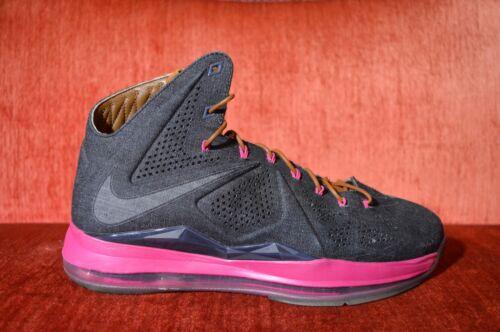 Air 10 X Max Denim 10 Azul Avellana Ext Nike Lebron marino Rosa 5 2013 Rosa qxnOSFI5n
