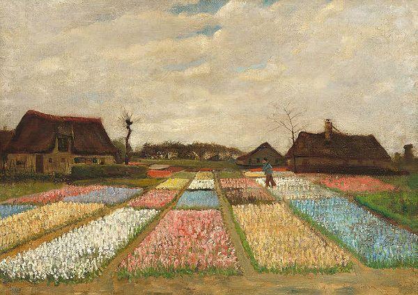 Vincent Van Gogh: HOLANDA Flor Beds EN HOLANDA Gogh: camilla-imagen de Pantalla Flores 7ad249