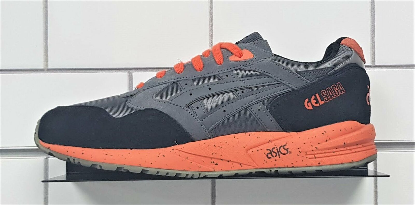 Asics Gel-Saga Sneakers, Sneakers, Sneakers, Grey   orange 67668a