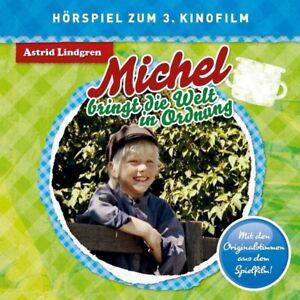 ASTRID-LINDGREN-MICHEL-BRINGT-D-WELT-IN-ORDNUNG-HORSPIEL-Z-FILM-CD-NEU
