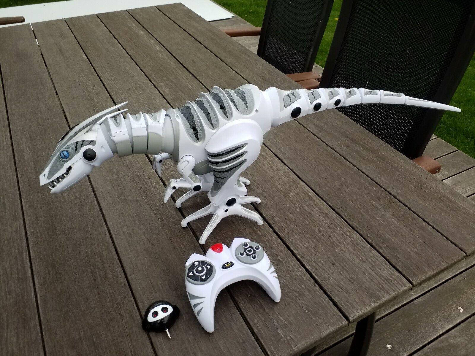 Wowwee Roboraptor X mit Smartphone Dongle, 80 cm