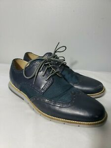 Men's Cole Haan Grand OS Blue Oxford