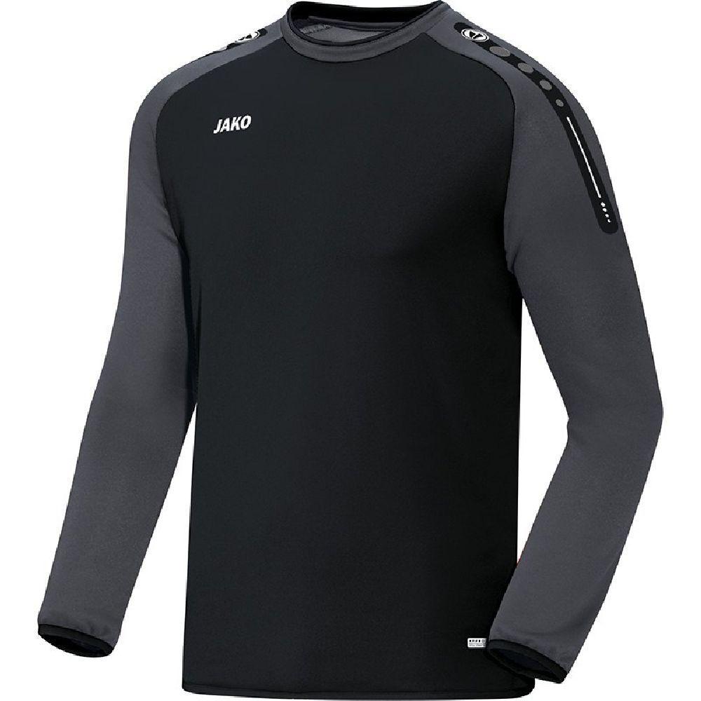 Jako Fußball Sweatshirt Champ Champ Champ Herren Pullover schwarz dunkelgrau 65ade5