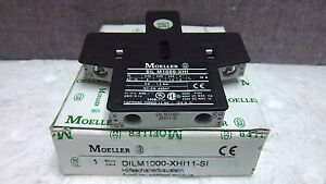 MOELLER DIL1000-XHI11-SI SIDE MOUNT AUXILIARY