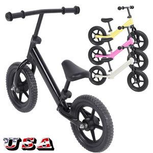 12-039-039-Kids-Children-Puzzle-Training-Balance-Bicycle-Children-No-Pedal-Bike-US
