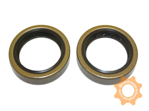 Focus Gearbox Diff KA Driveshaft Oil Seal Pair Ford Escort Orion