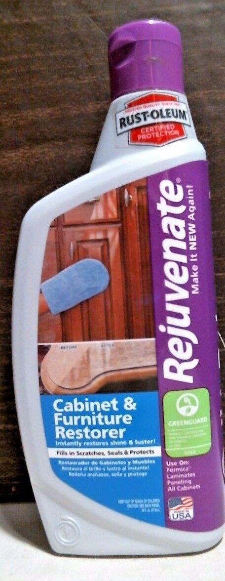 Rejuvenate 13oz Cabinet Furniture Restorer For Sale Online Ebay