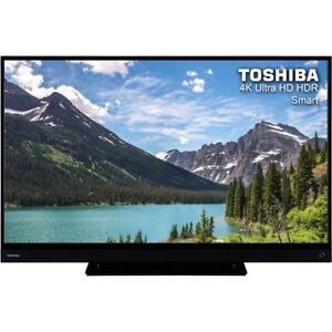 Toshiba TV 55T6863DB 55 Inch 4K Ultra HD A+ Smart LED TV 3 HDMI 5055862318874
