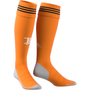 Dettagli su Calzettoni juventus adidas calcio trasferta juve uomo bambino arancio 2020/2021