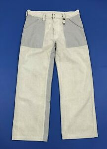 Diesel-jeans-kix-uomo-usato-gamba-dritta-W32-tg-46-relaxed-denim-boyfriend-T6302