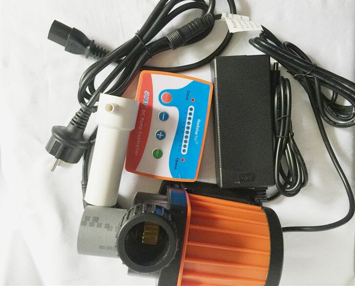 Pompa a redore ad aghi per Predein Skimmer Venturi a barriera regolabile