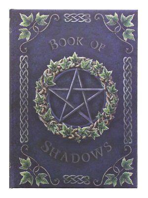 Hochwertiges Hardcover Notizbuch Book of Shadows by Luna Lakota Tagebuch